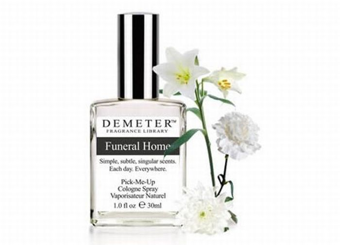 """Funeral"" cologne"