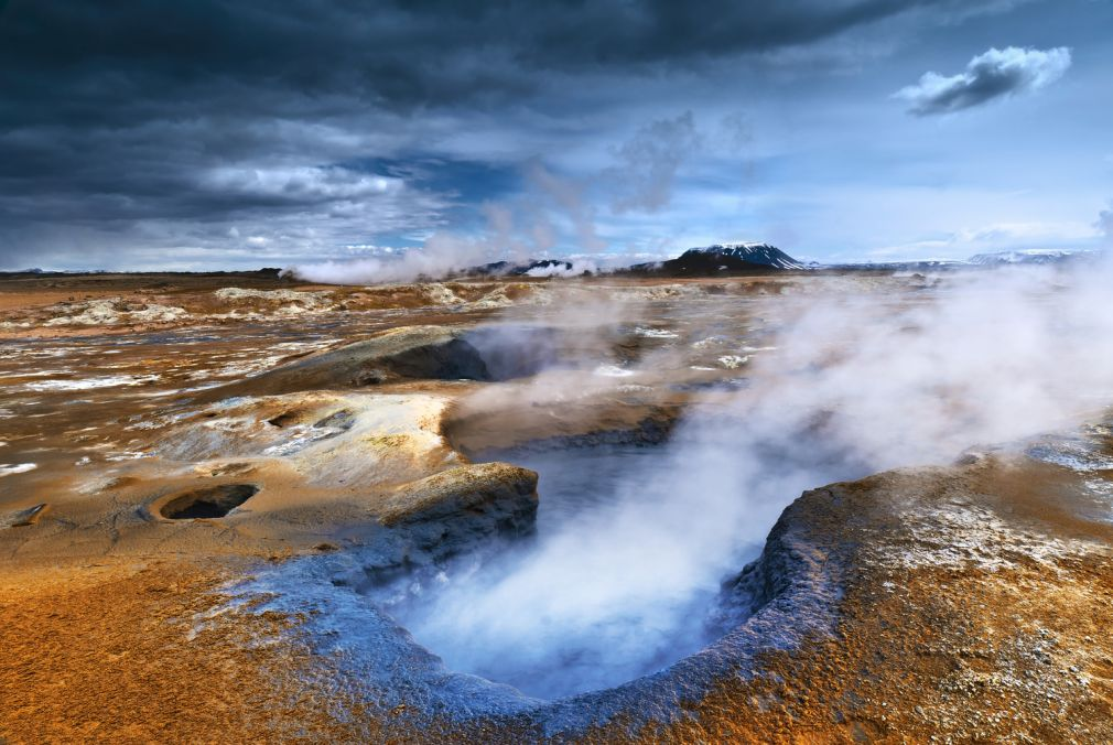 Geothermal Energy: Alternative Energy From The Earth