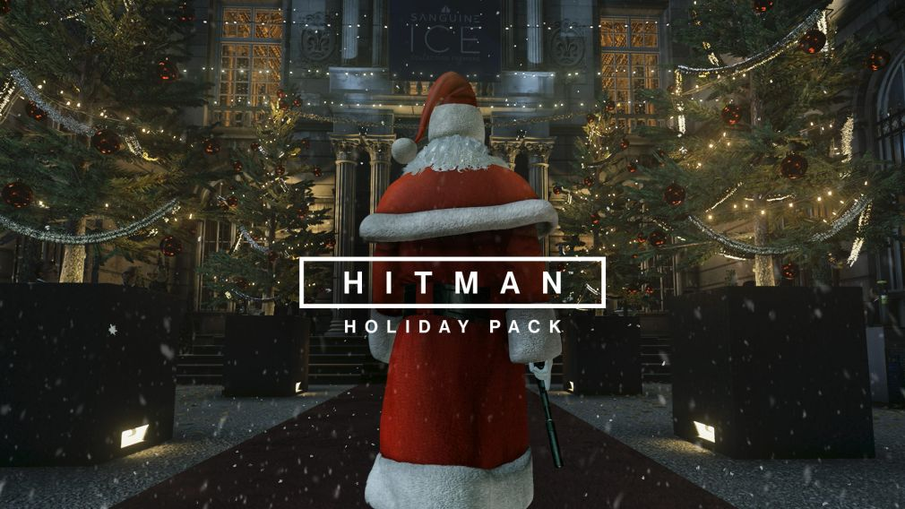 Happy Hitman Holiday